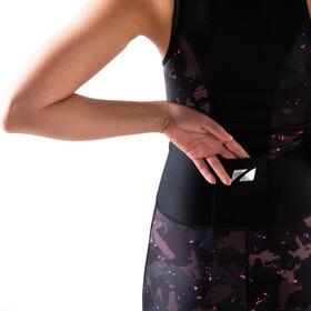Zone3 Activate Plus Trisuit Dames, stealth camo - full print